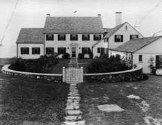 A.W. Dater Residence