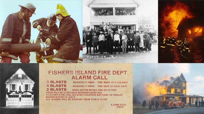 History of FI Fire Department